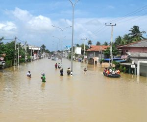 SRI LANKA-FLOODS AND LANDSLIDES