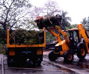 SRI LANKA-COLOMBO-STRONG WINDS-HEAVY RAINS