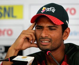 Colombo (Sri Lanka): 2018 Nidahas Trophy - Mahmudullah's press conference