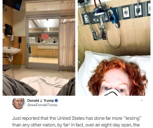Kathy Griffin back home after hospitalisation over COVID-19 scare