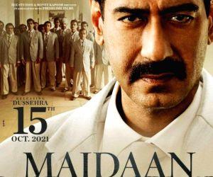 'Maidaan' vs 'RRR' clash on Oct 13: Exhibitors will suffer, feels industry (Ld)