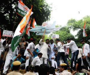Congress' demonstration