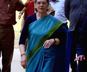 No-trust move: Who says we don't have the numbers, says Sonia