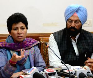 Kumari Selja's press conference