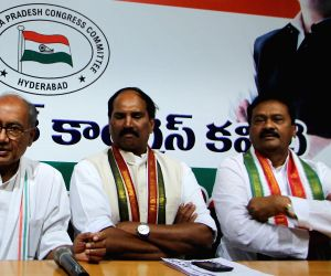 Digvijaya Singh's press conference