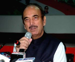 Government yet to approach us with any name for RS Deputy Chairman: Azad