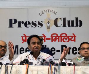 No CM face in Madhya Pradesh, hints Kamal Nath