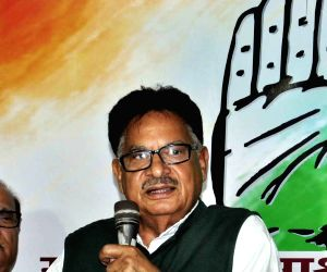 PL Punia's press conference