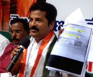 Revanth Reddy's press conference