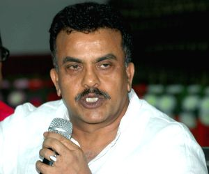 Sanjay Nirupam's press conference