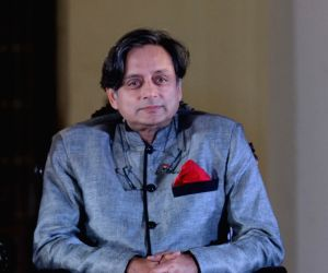 Tharoor says plea challenging his bail not maintainable