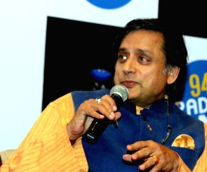Shashi Tharoor trolled for tweeting Indira Gandhi as 'India' Gandhi