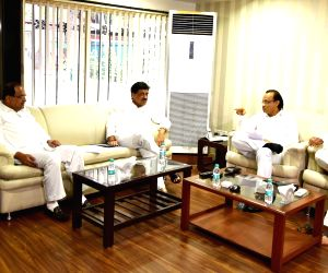 Opposition leaders meet ahead of Maharashtra Assembly session