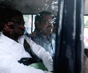 Anil H Lad produced in court