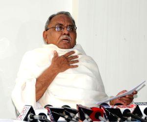 K.V.P. Ramachandra Rao's press conference