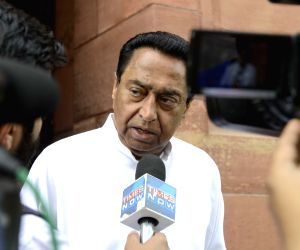 MP CM cheated farmers, youths: Kamal Nath