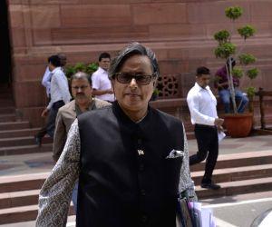 Parliament - Shashi Tharoor