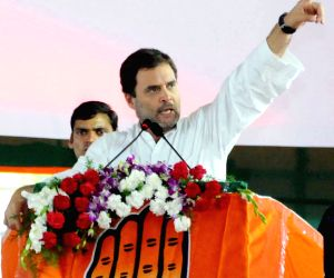 I don't believe in soft or hardcore Hindutva: Rahul