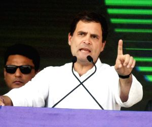 Rahul Gandhi 2.0 likely in April