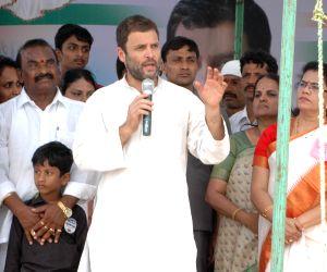 Rahul Gandhi's padayatra