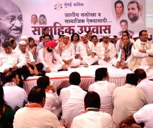 Congress' hunger-strike