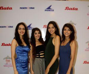 FBB Colors Femina Mss India contestant visit Bata store