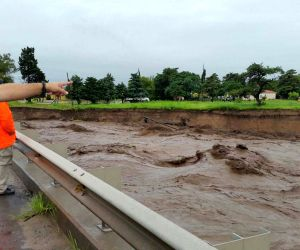 ARGENTINA CORDOBA FLOODS