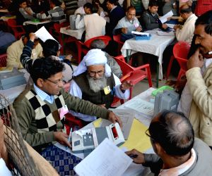 Uttar Pradesh local body polls - Counting of votes
