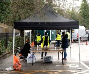 Surge testing underway in England