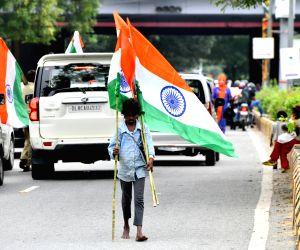 Covid plays spoilsport as Kerala joins I-Day celebrations