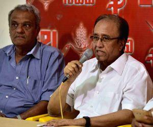 CPI press conference