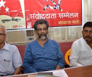 Dipankar Bhattacharya's press conference