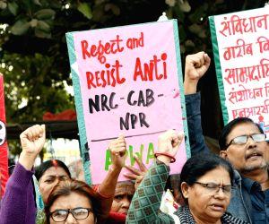 CPI (ML) protest