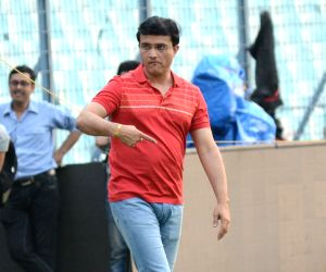 Ganguly against toss abolition in Test cricket