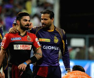 File Photo: Virat Kohli and Yusuf Pathan