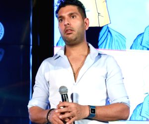 Yuvraj Singh at MTV Youth Forum