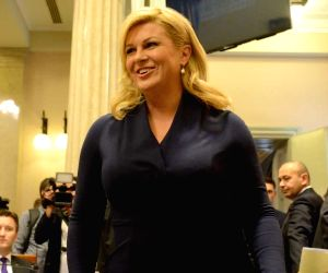 File Photo: Kolinda Grabar Kitarovic