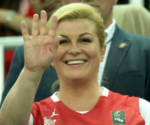 Croatian president to attend FIFA World Cup final