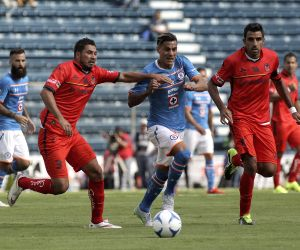 CRUZ AZUL VS. MORELIA