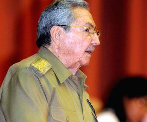 CUBA HAVANA POLITICS SESSION