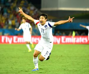 Veteran South Korean forward ruled out of World Cup