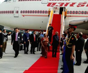 Da Nang: President Kovind arrives in Vietnam