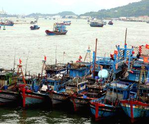 VIETNAM-DA NANG-TYPHOON DOKSURI