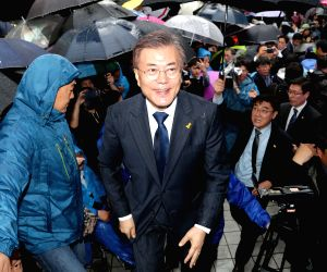 SOUTH KOREA DAEJEON ELECTION CANDIDATE