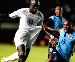 Dakar (Senegal): Africa Cup of Nations Morocco 2015 qualifying match