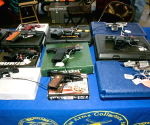 U.S.-DALLAS-GUN SHOW