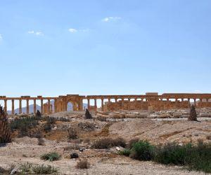 SYRIA PALMYRA RUINS