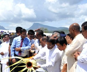 SRI LANKA-DAMBULLA-FOUNDATION FOR MAIN DAM PROJECT