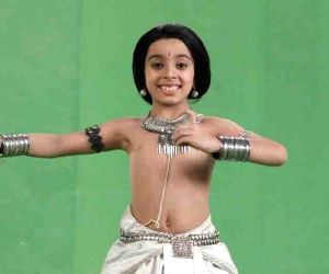 Dancing star Dhairya bags mythological show