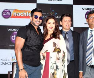 Launch of Videocon d2h Nachle